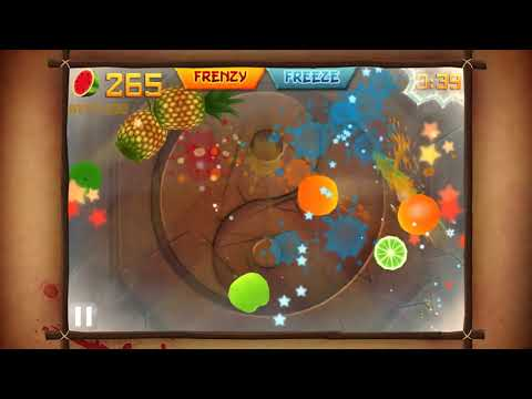 Fruit Ninja - Arcade Mode Trailer!