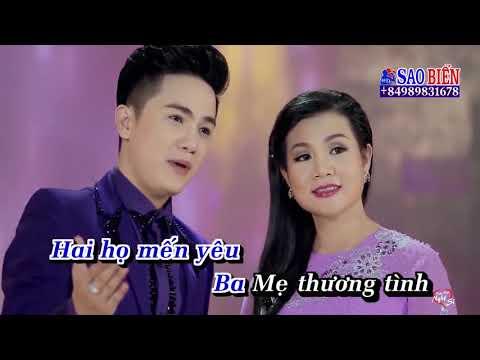 [Karaoke HD] Đính Ước - Dương Hồng Loan ft Khưu Huy Vũ