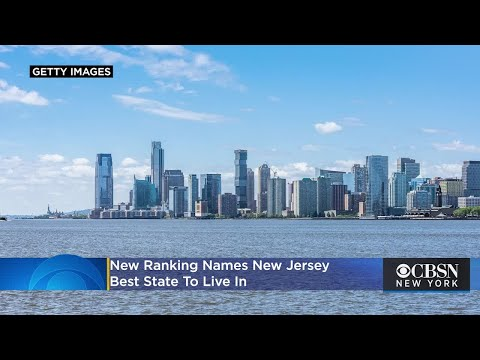 New Jersey Named Best State To Live In, According To New Ranking