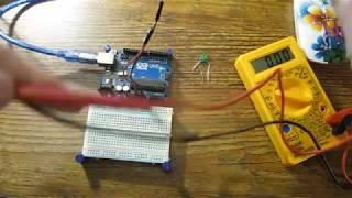 Курс по Робототехнике - Урок 1 Знакомство с платой Arduino
