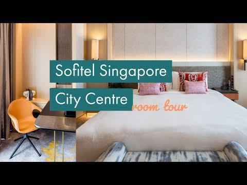 Sofitel Singapore City Centre - Luxury Club Room Tour