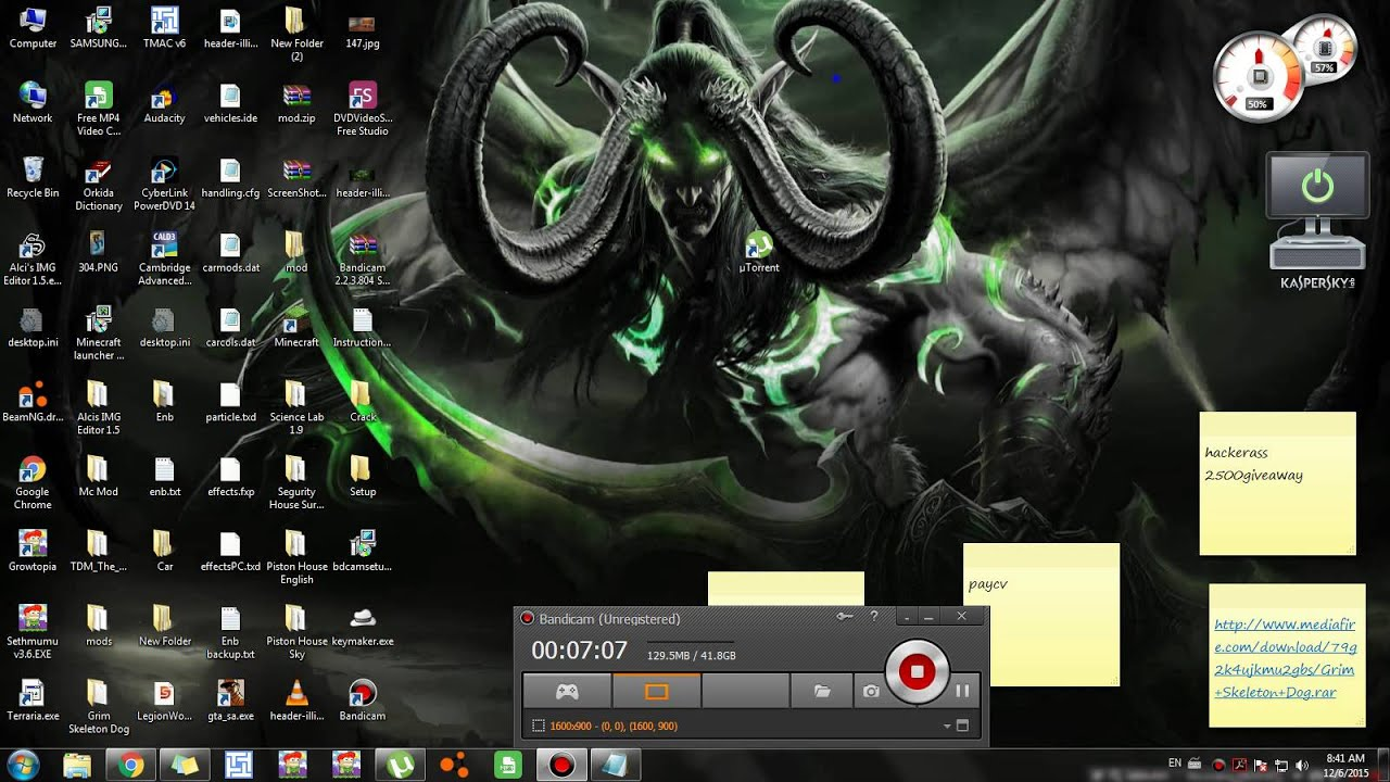How to put live wallpaper to your pc - YouTube