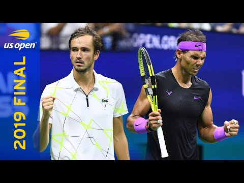 Daniil Medvedev Vs Rafael Nadal Full Match | US Open 2019 Final