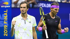 Daniil Medvedev vs Rafael Nadal Full Match | US Open 2019 Final