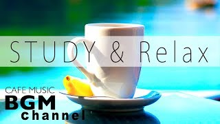 Cafe Music For Study - Relaxing Jazz & Bossa Nova Music - Background Cafe Music