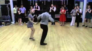 The Rhythm is Jumpin 2011 - Strictly Lindy Hop Finals - Song 2 - Jam Style