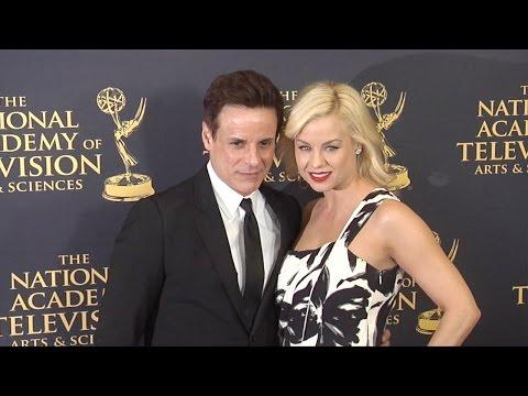 Christian LeBlanc & Jessica Collins 42nd Daytime Creative Arts Emmy Awards Red Carpet