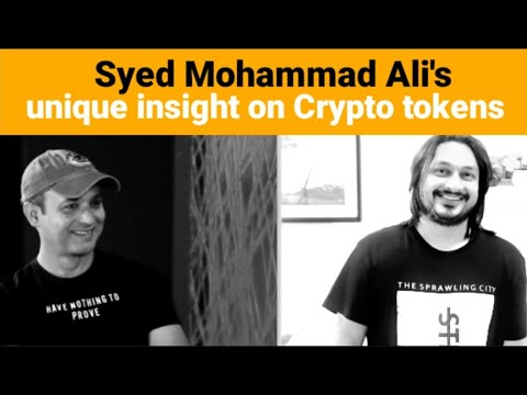Syed Mohammad Ali on why Crypto Currency is the future of investments