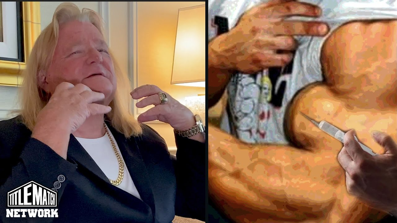 Greg Valentine - How Anabolic Steroids Changed Pro Wrestling