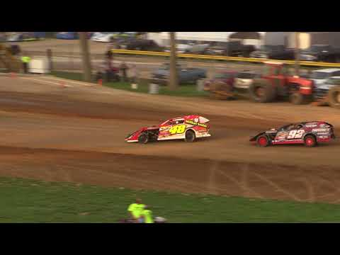 5 5 18 Modified Heat #2 Lincoln Park Speedway