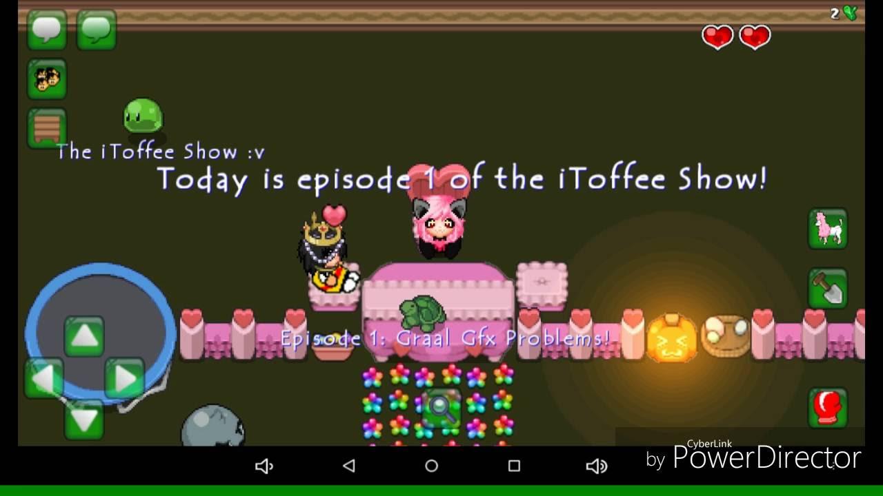 iToffee Graal - YouTube Gaming