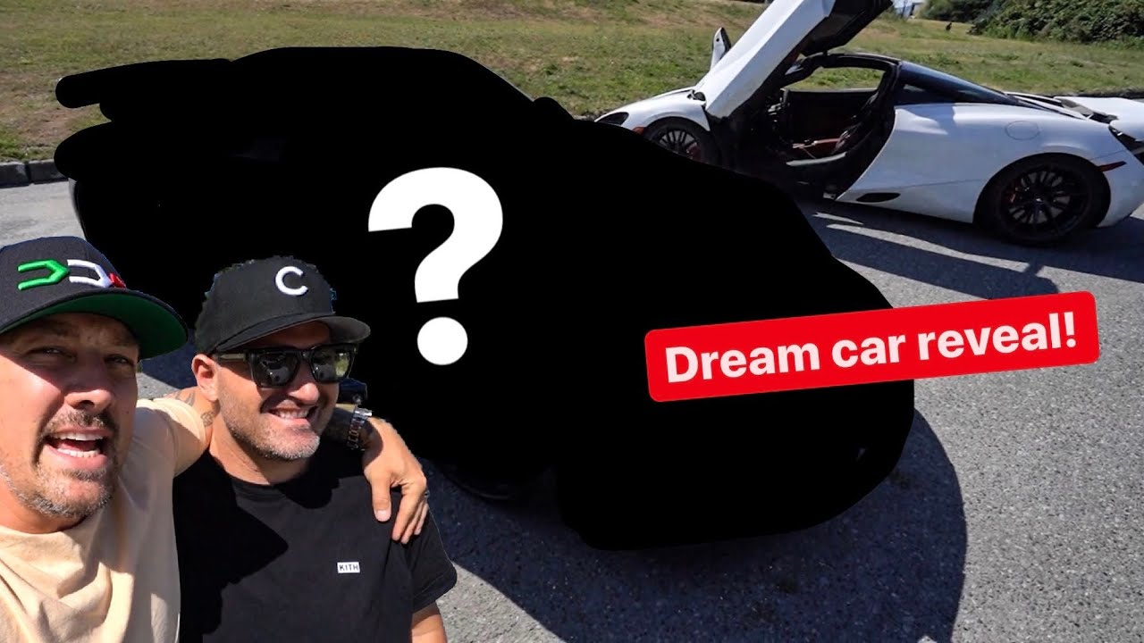 "MY BEST FRIEND ""GABE"" BUYS HIS DREAM CAR!"