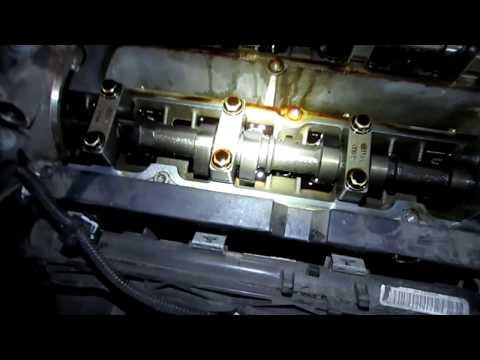 Замена прокладки клапанной крышки на Форд Фокус 2