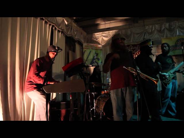"""""""Time"""" live by Groovement at Swan Dive in Austin, TX."""