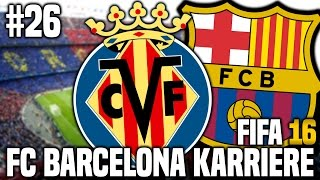 FIFA 16 Karrieremodus #26 - Halbfinale! | FIFA 16 Karriere FC Barcelona [S1EP26]