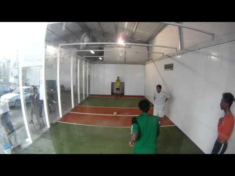 CITY FOOT Guadeloupe - Finale tournoi du samedi Juillet 2014