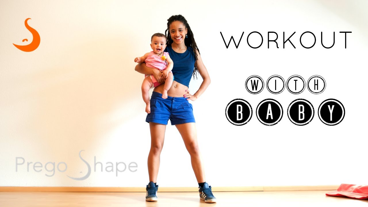 6683ac1baca6 Workout With Baby - YouTube
