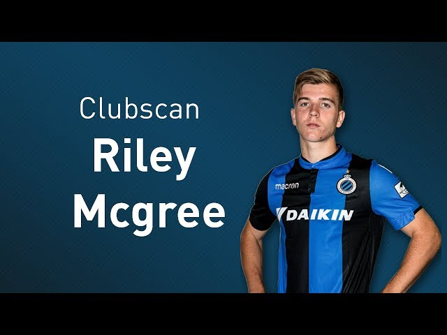 Riley McGree | ClubScan | 2017-2018