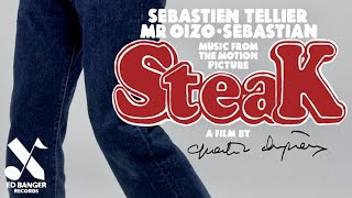 Sebastien Tellier, Mr Oizo & SebastiAn - Skatesteak