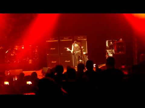 Into The Arena - Michael Schenker - Royal Oak Music Theater - 3/14/18