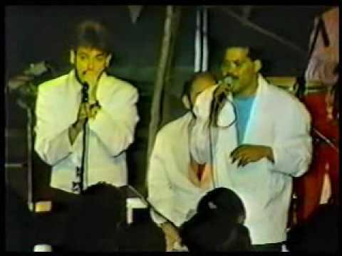 Torbellino de Amor (vivo) 1991 --Dan Den (version completa)