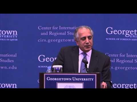 America and the Middle East: Future Challenges and Opportunities | Zalmay Khalilzad
