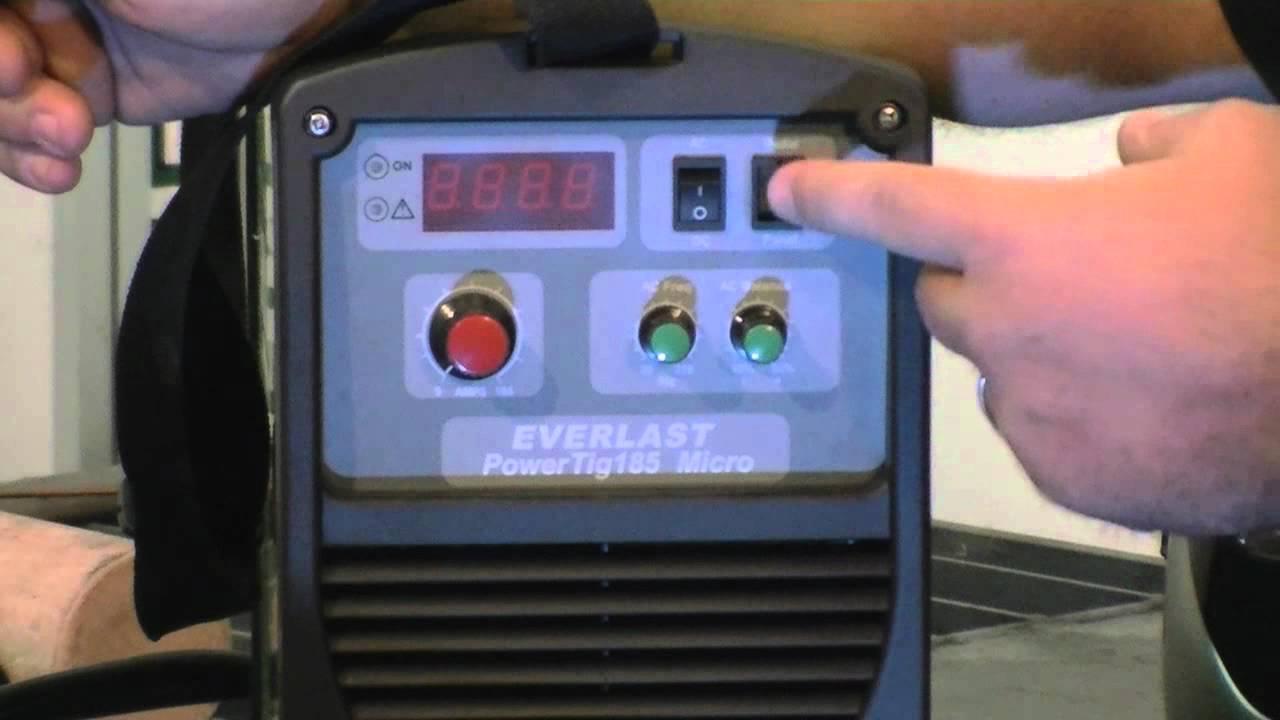 Ac Disconnect Wiring Powertig 185 Micro Welder Ac Dc Tig Inverter Welder Gtaw