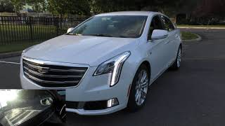 2019 - Cadillac XTS Full Review - A Golfer's Dream