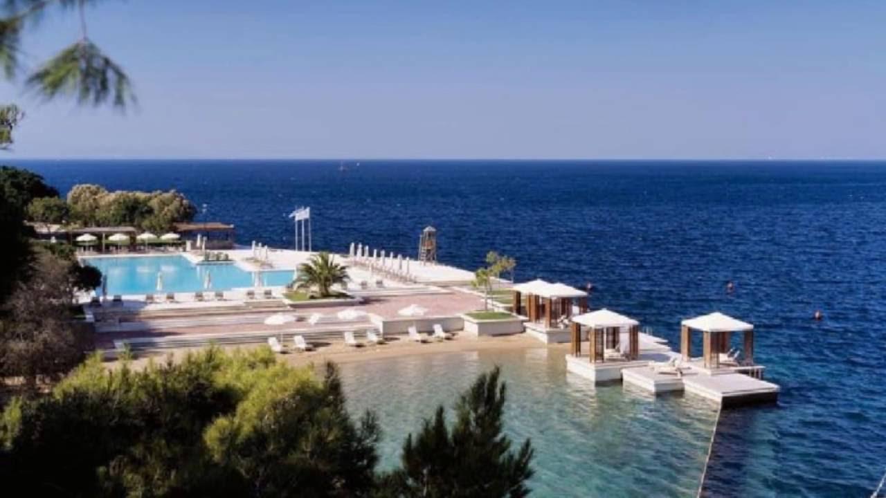 The Westin Athens Astir Palace Beach Resort Greece Palmyra Hotel