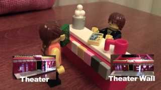 Custom Lego Concession Stand | Brick Bunch Usa