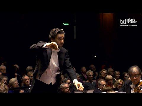 Three Pieces for Orchestra (hr-sinfonieorch., cond. David Afkham)
