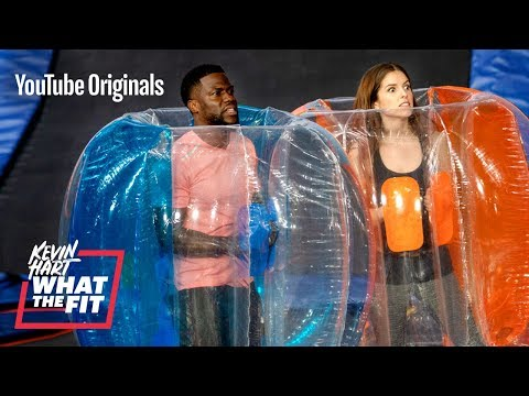 How Many Balls Can Kevin Hart and Anna Kendrick Absorb?