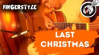 Last Christmas on guitar | Fingerstyle + табы и урок