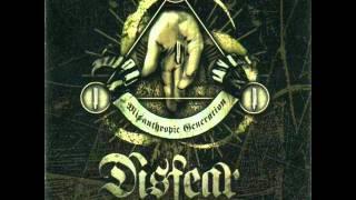 Disfear - Misanthropic Generation MP3