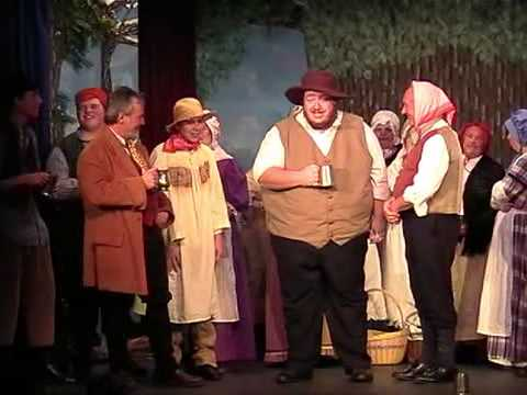 Songs from Under 'The Greenwood Tree' performed by St Luke's Church Players Bristol