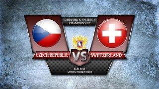 WW 18. Czech Republic- Switzerland