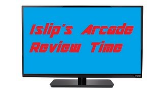 Islip's Arcade/ Review Time:Vizio E320-A0 32 inch 720p HDTV