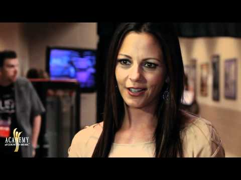 Academy of Country Music Awards - Sara Evans Rehearsal