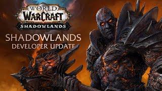 Shadowlands Developer Update 7/8/2020