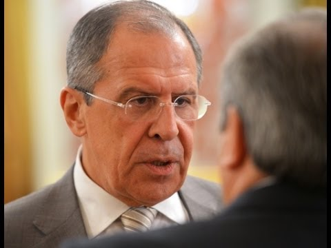 Body Language: Sergey Lavrov, Foreign Minister of Russia.