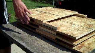 How To Build A Bat House (1 Of 2)