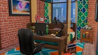 Sims 4 | Строительство | Квартира Дзень-Вью 702