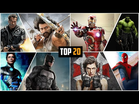 Top 20 Best Games Based on Movies | Movie Based Games For An