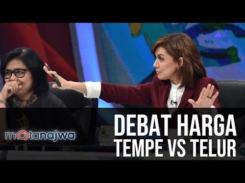 Mata Najwa - Satu Atau Dua: Debat Harga Tempe Vs Telur (Part 6)