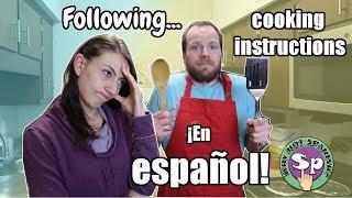 ¿Cómo dar instrucciones informales en español? || The IMPERATIVE to GIVE INSTRUCTIONS