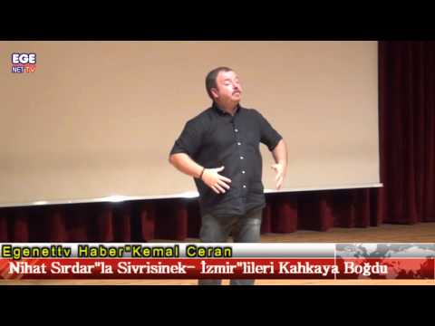 Nihat Sırdar'la Sivrisinek İzmirlileri Kahkahaya Boğdu.