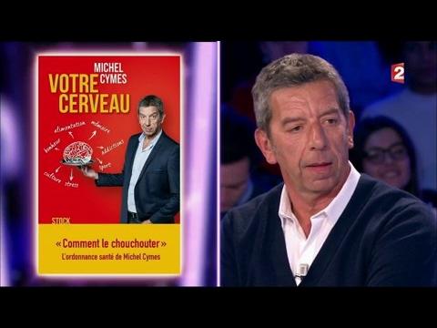 Michel Cymes - On n'est pas couché 25 février 2017 #ONPC