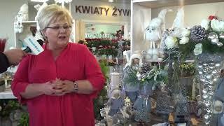Kwiaciarnia Centrum Koszalin poleca na Święta Bożego Narodzenia