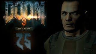 Doom 3 BFG Edition - Прохождение игры на русском - Пещеры зона 2 [#25] | PC