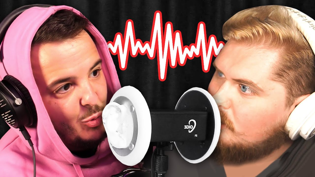 the boys guess the sound challenge